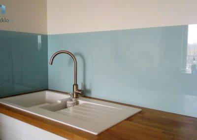 Szklo Kuchenne 1603 Pastelowy Niebieski