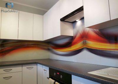 Szklo Kuchenne Abstrakcja