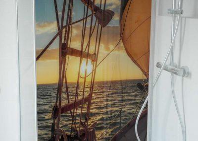 Szklo Ozdobne Do Lazienki Jacht