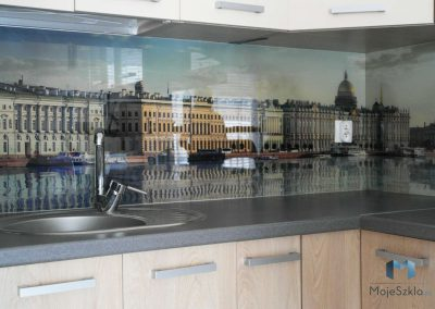 Szklo Ozdobne Kuchnia Sankt Petersburg