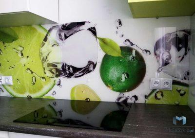 Szklo Ozdobne Limonki