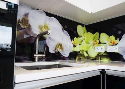 Szklo Ozdobne Orchidea 1