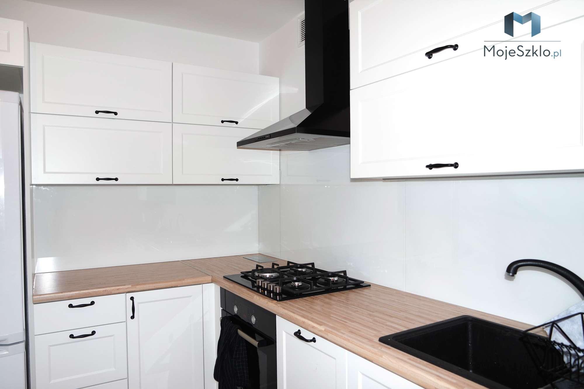 Szyba Do Kuchni 9003 - Panele szklane lacobel zastosowania komercyjne