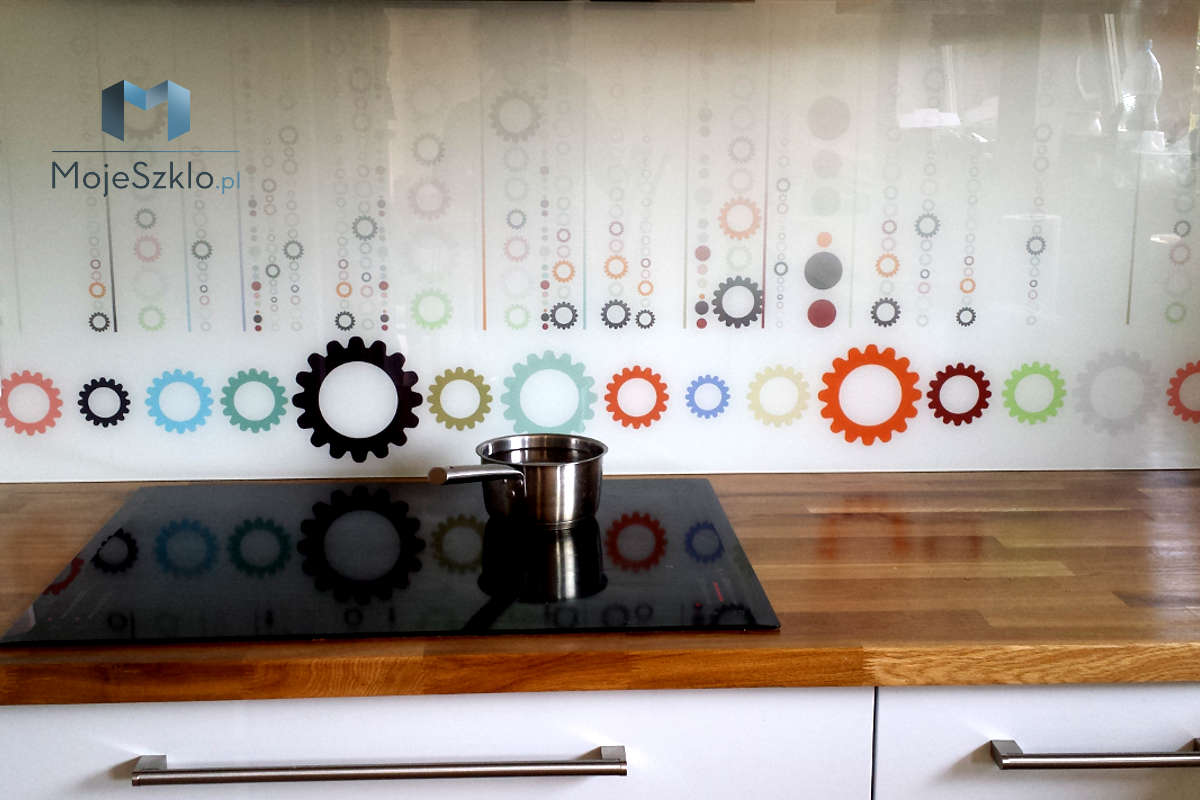 Szyba W Kuchni - Panele szklane - Grafiki i abstrakcje