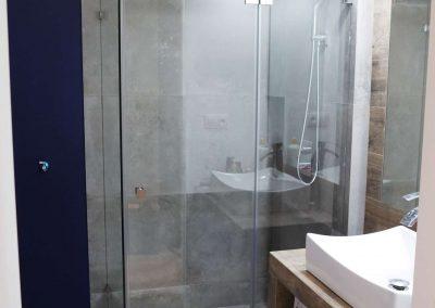 Trzyelementowy Prysznic Bez Brodzika