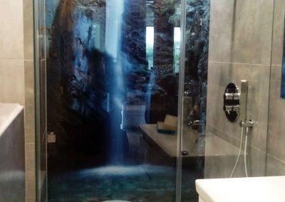 Trzyelementowy Prysznic Bez Brodzika Krakow