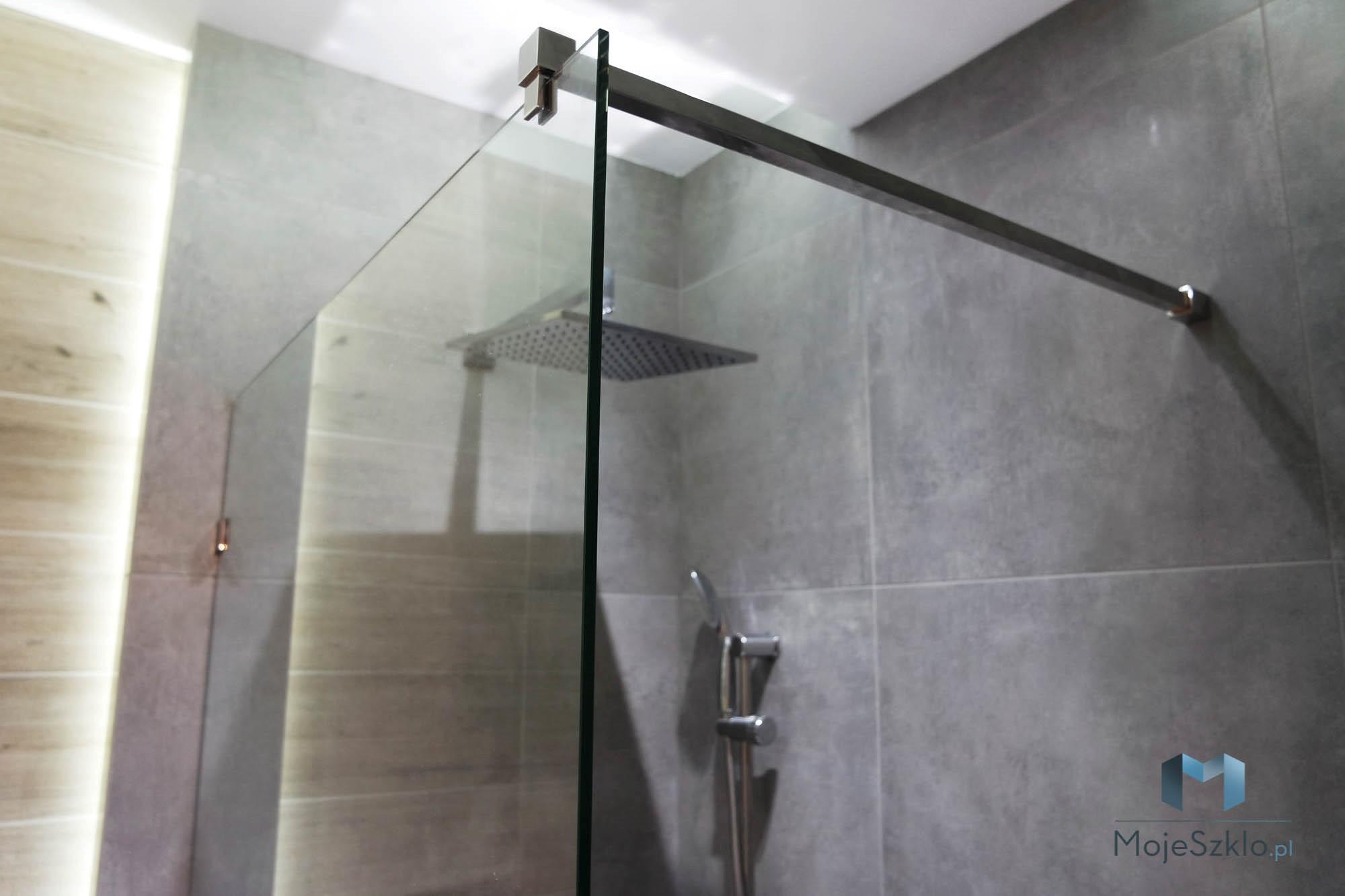 Walk In Prysznic - Kabina prysznicowa narożna na wymiar
