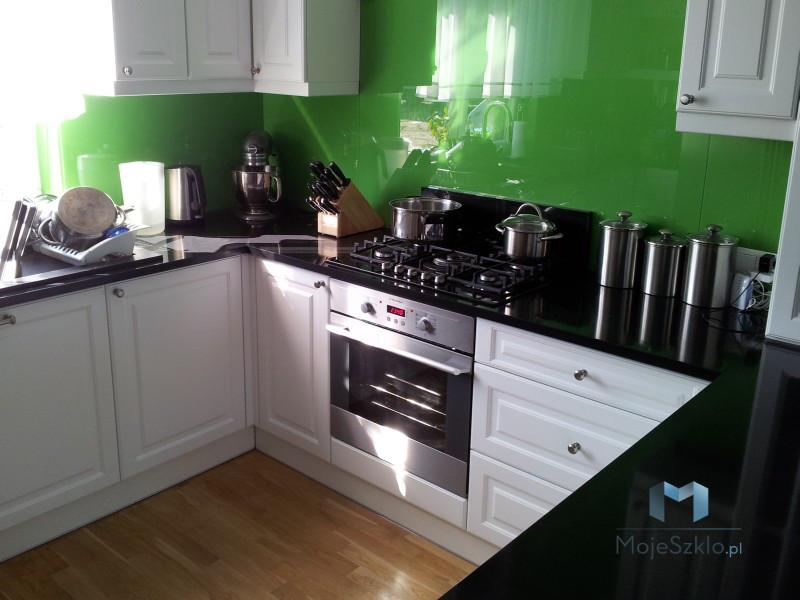Lacobel Zielone Szkło W Twojej Kuchni
